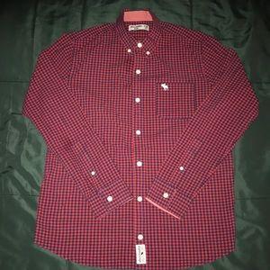 Boys Abercrombie Button Down Shirt